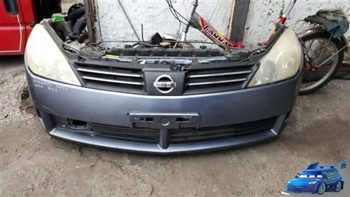 Nose Cut Nissan Wingroad