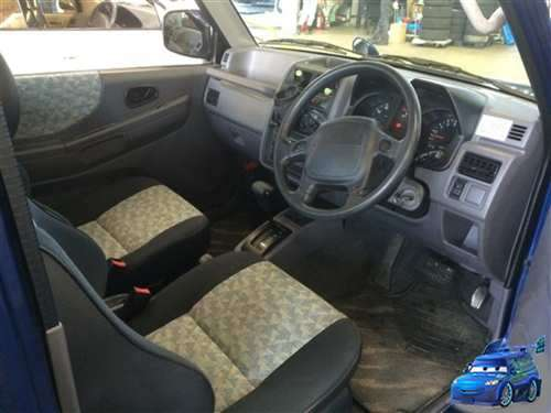 Air Bag Mitsubishi Pajero Mini
